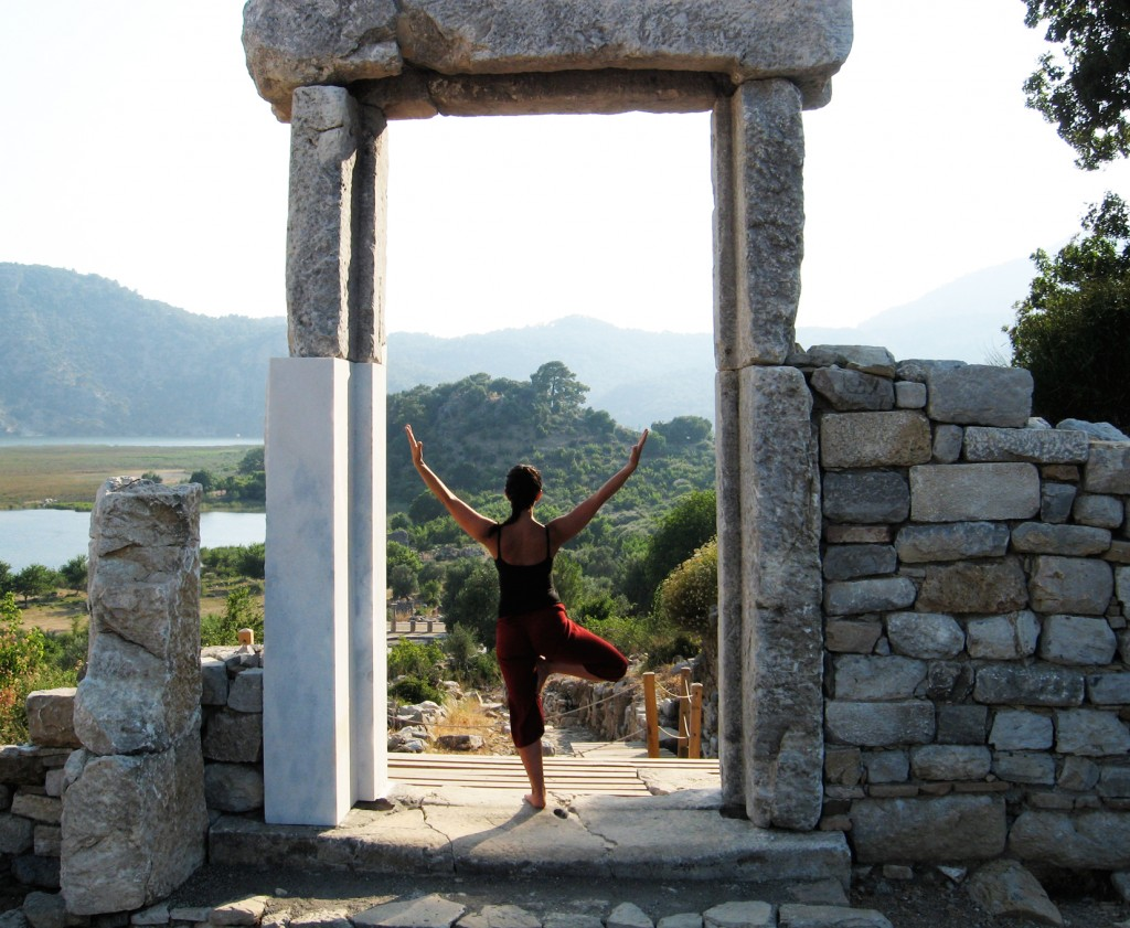 Susannah Hoffman Yoga Holiday